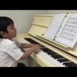 Child Prodigy Evan Le Plays Danzas Argentinas