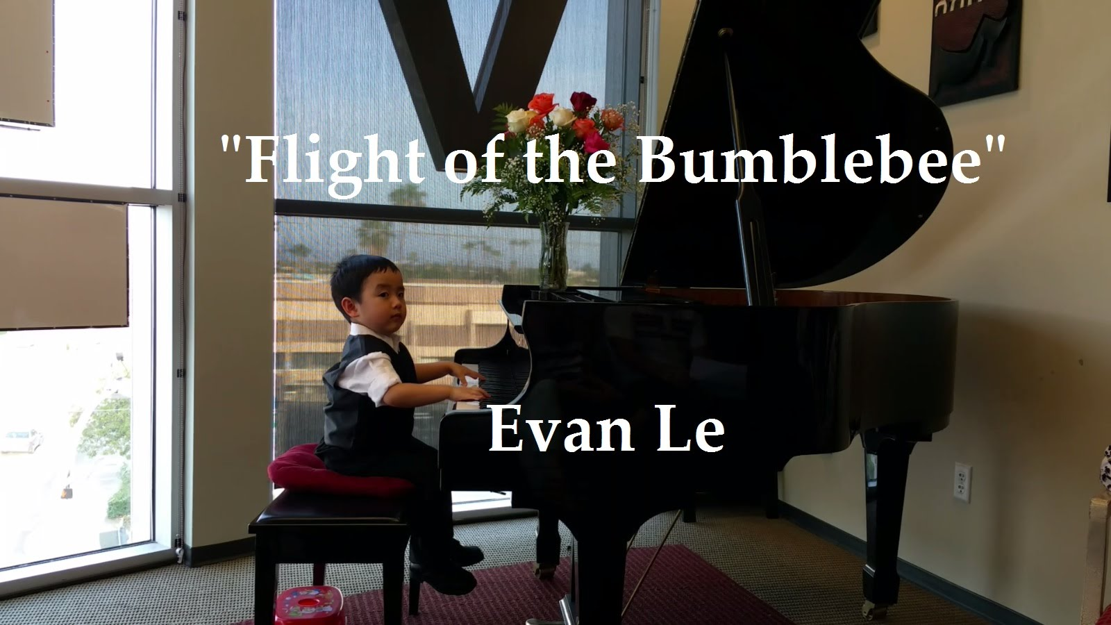 Evan Le – Flight of the Bumblebee