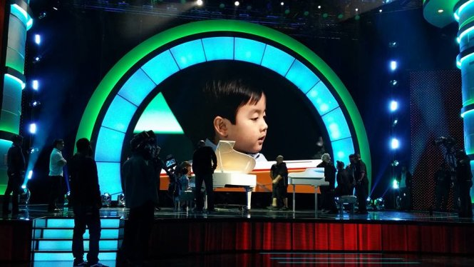 Evan Le – VStar Kids Talent Competition