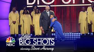 Little Big Shots – Amazing Choir Conducting Kid