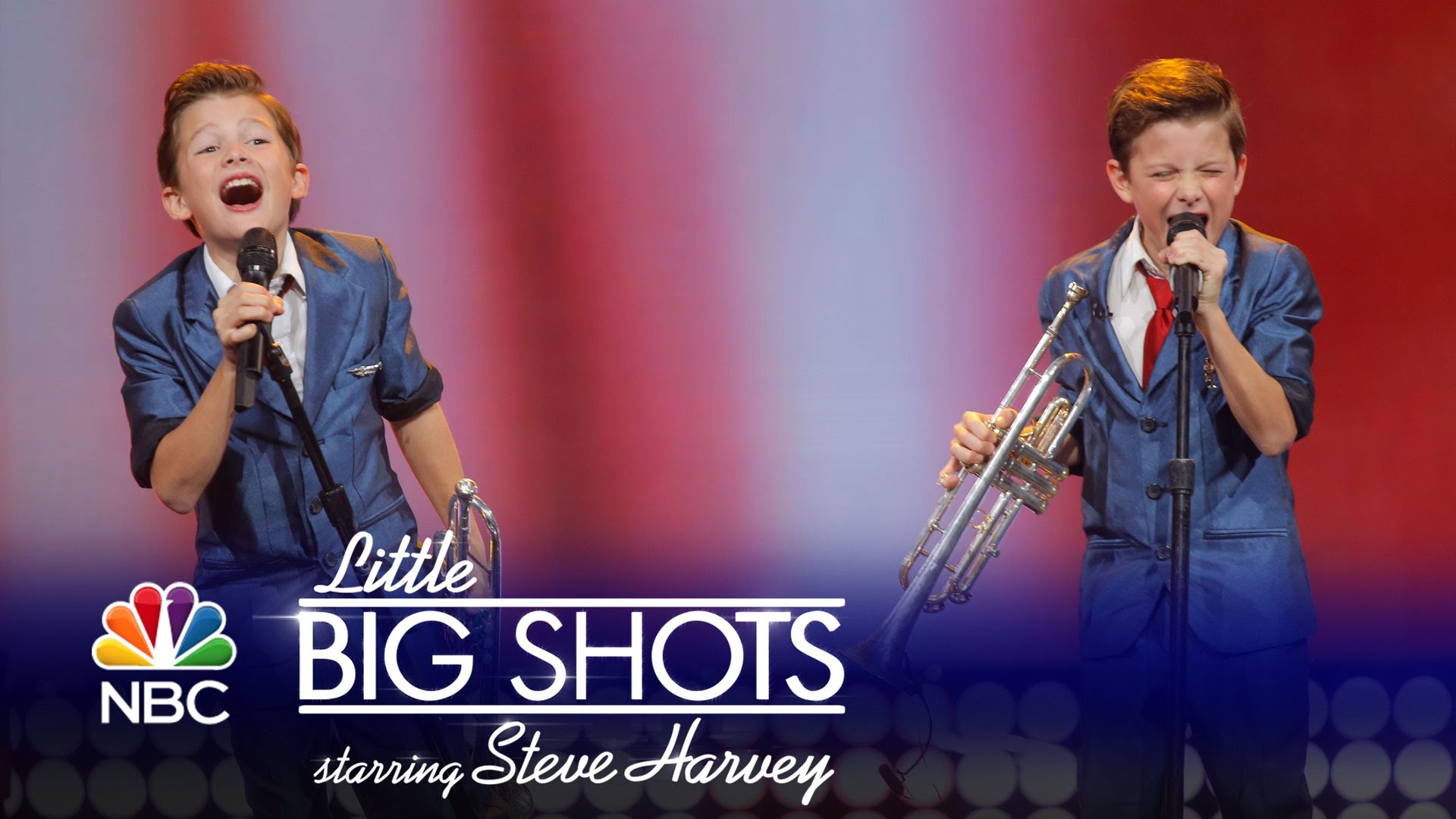 Little Big Shots – Amazing Family Brass Band