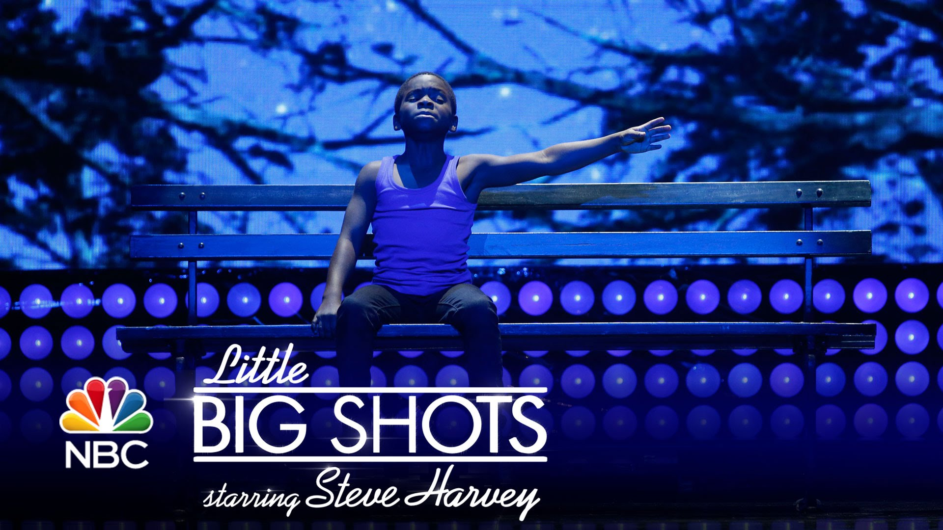 Little Big Shots - Artyon, the Awesome Dancer-Gymnast