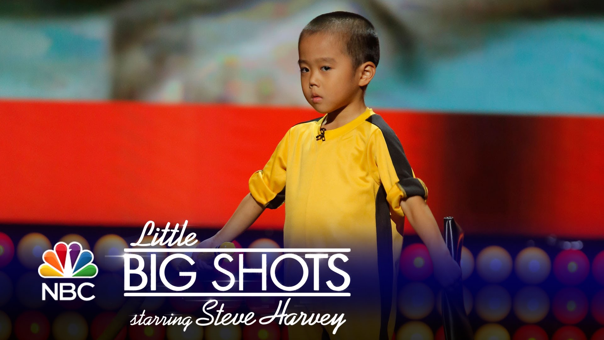 Little Big Shots – Baby Bruce Lee