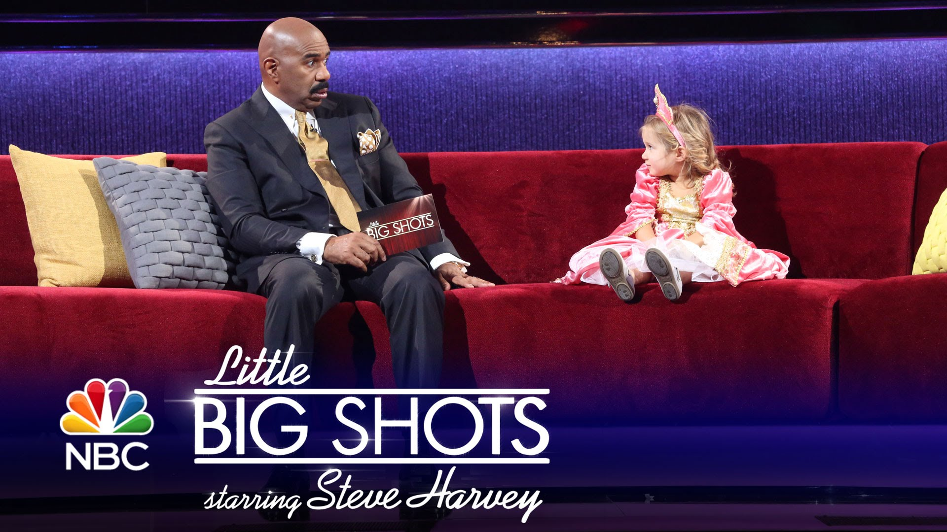 Little Big Shots – Don't Call Her a Princess