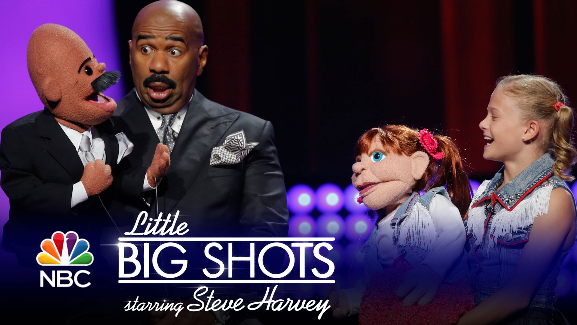 Little Big Shots – Eleven-Year-Old Ventriloquist