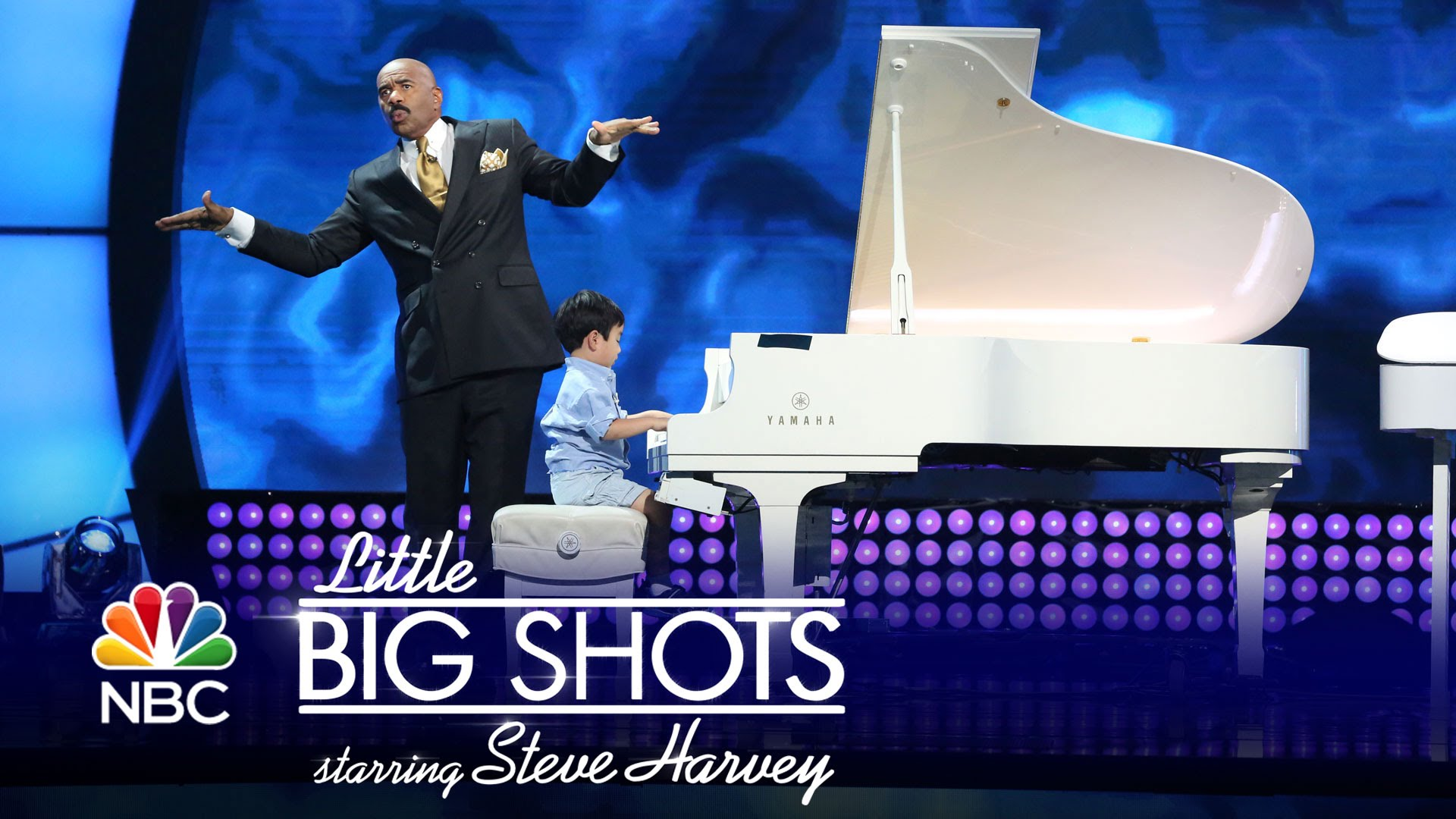 Little Big Shots – Four-Year-Old Piano Prodigy