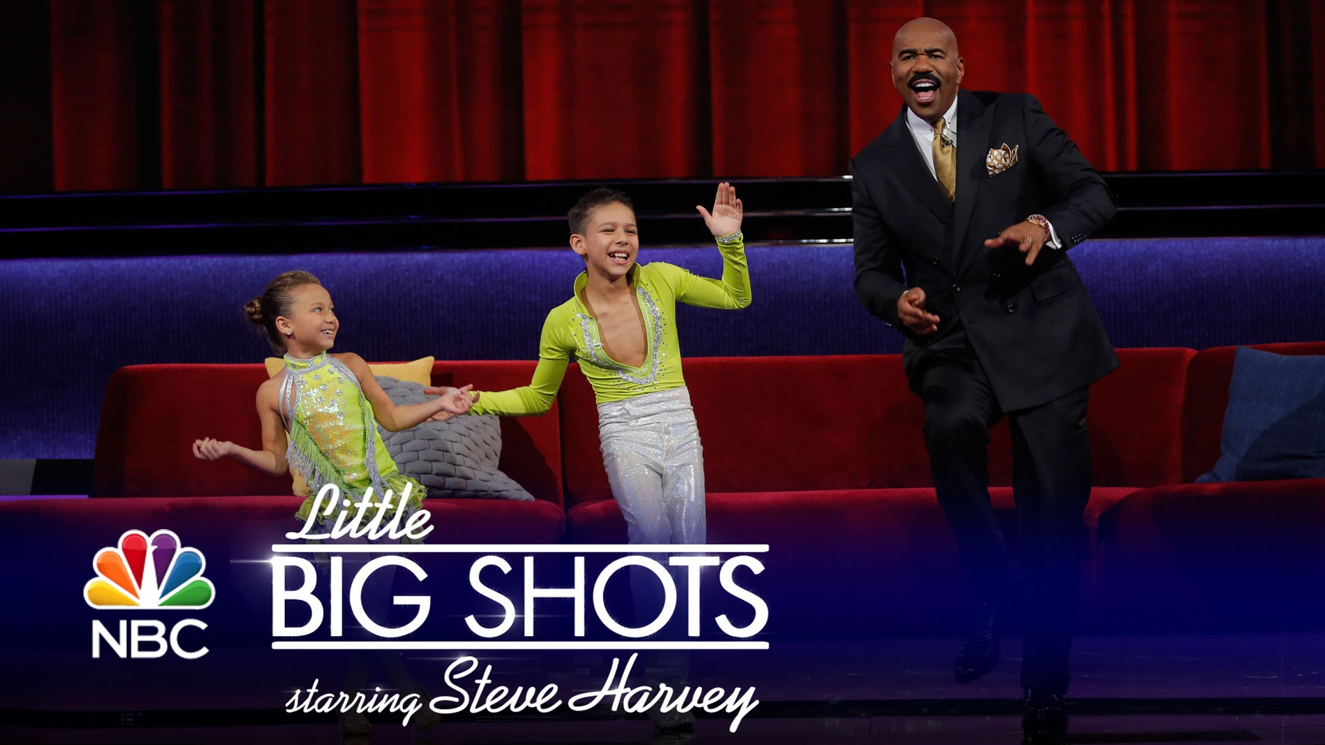 Little Big Shots – Incredible Salsa Dancing Kids