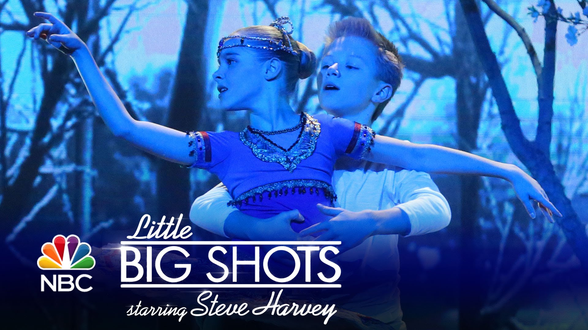 Little Big Shots – Jaw-Dropping Young Ballet Duo