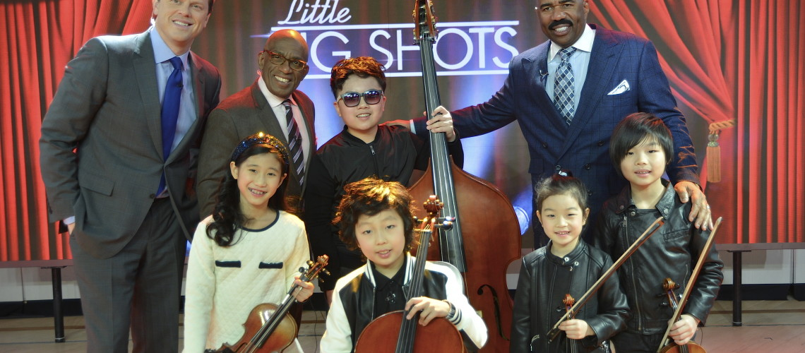 Little Big Shots – Joyous Quintet