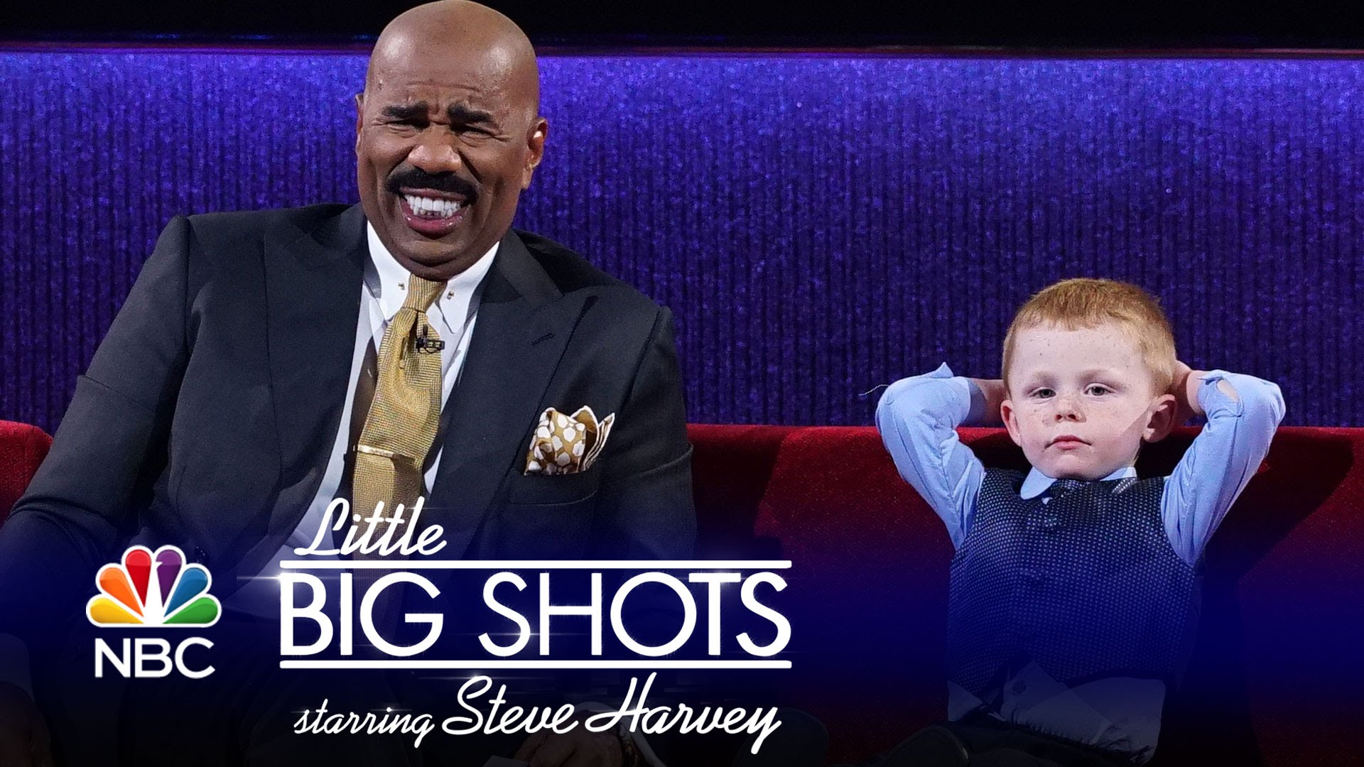 Little Big Shots – Meet Micro Mayor James