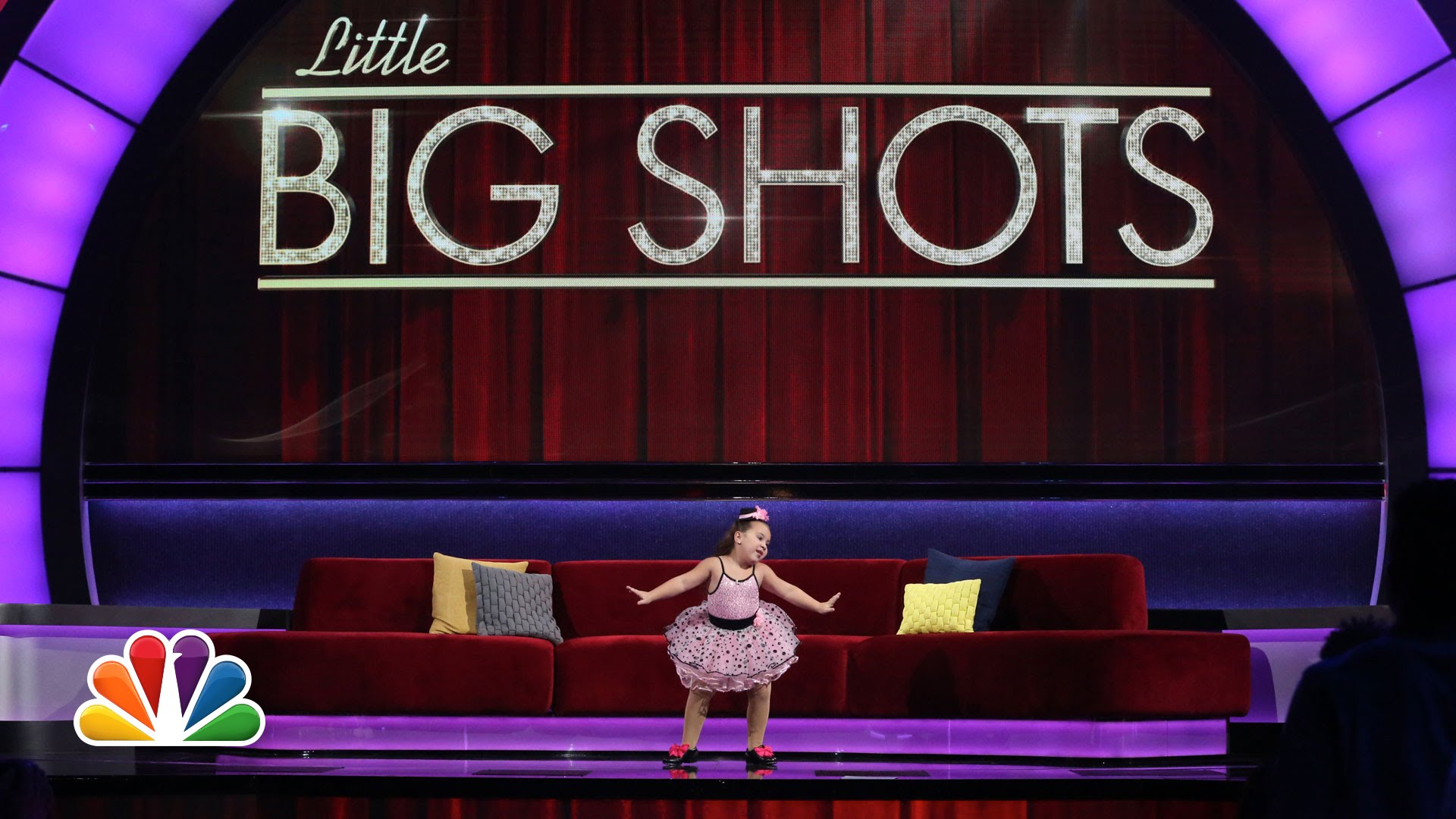 Little Big Shots - Sassy Viral Dancer