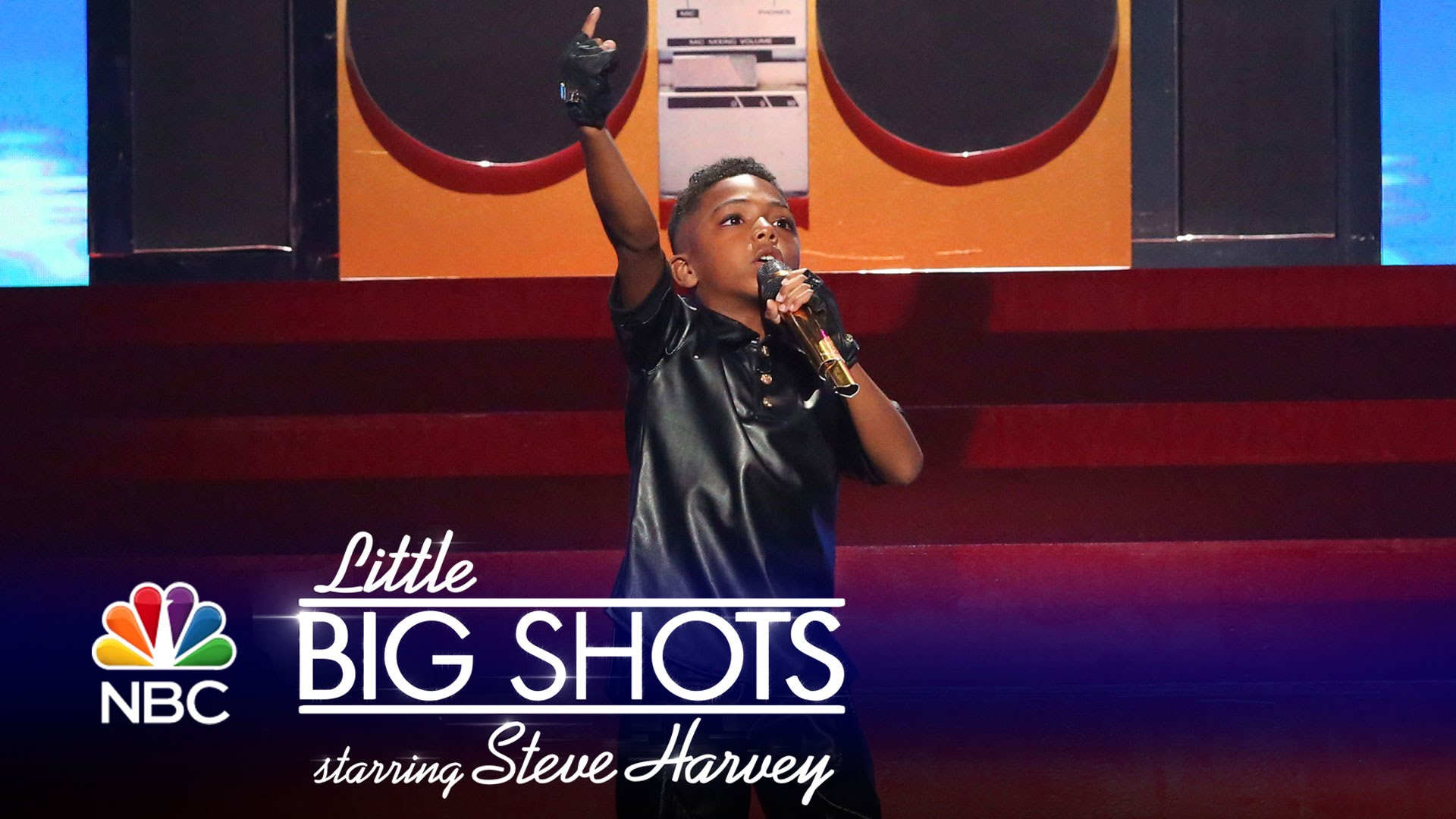 Little Big Shots – Seven-Year-Old Rapper Papa Jay