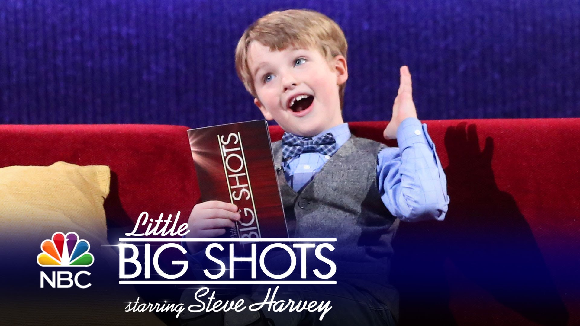 Little Big Shots – Seven-Year-Old Theater Critic