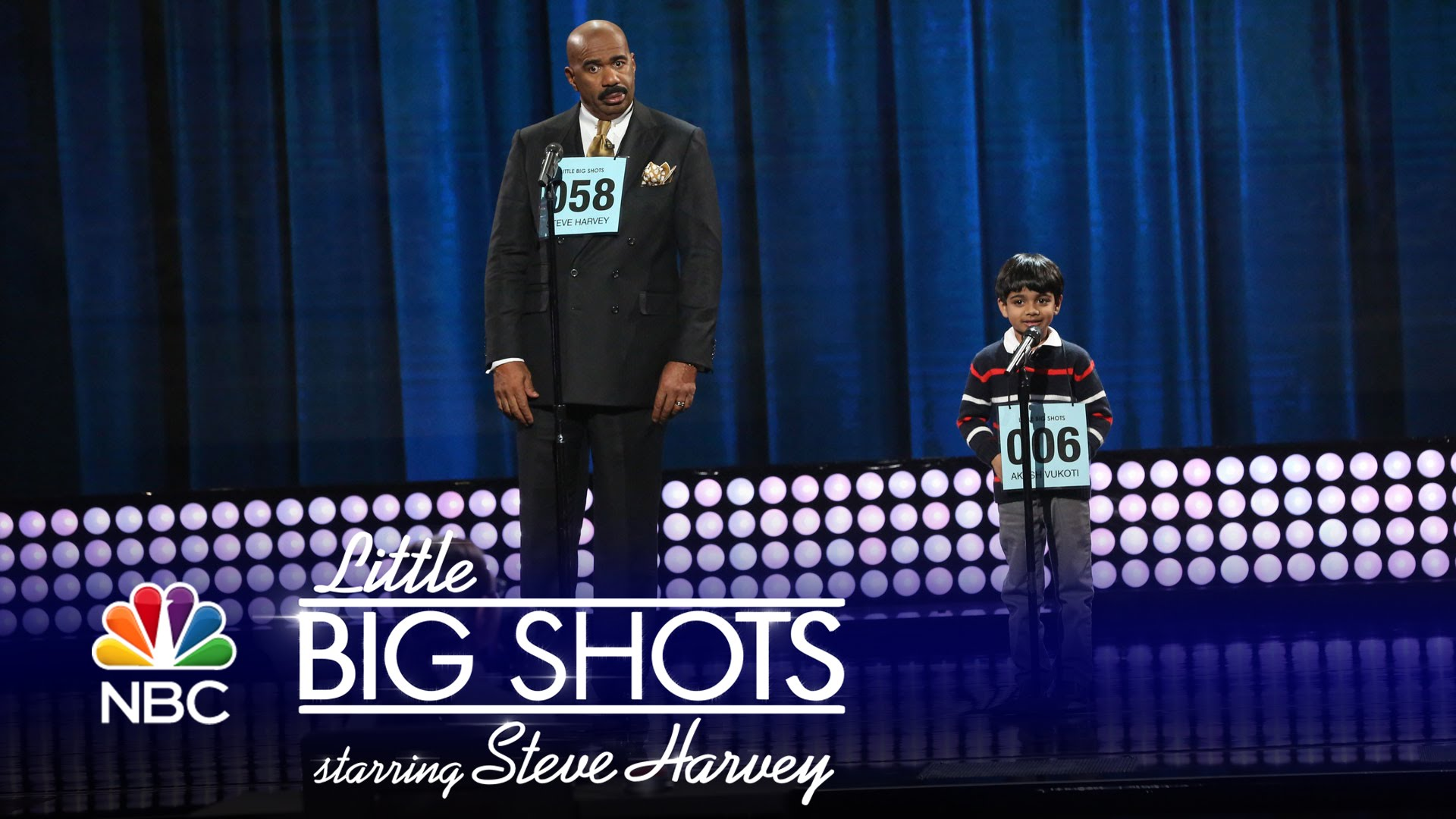 Little Big Shots – Six-Year-Old Spelling Genius