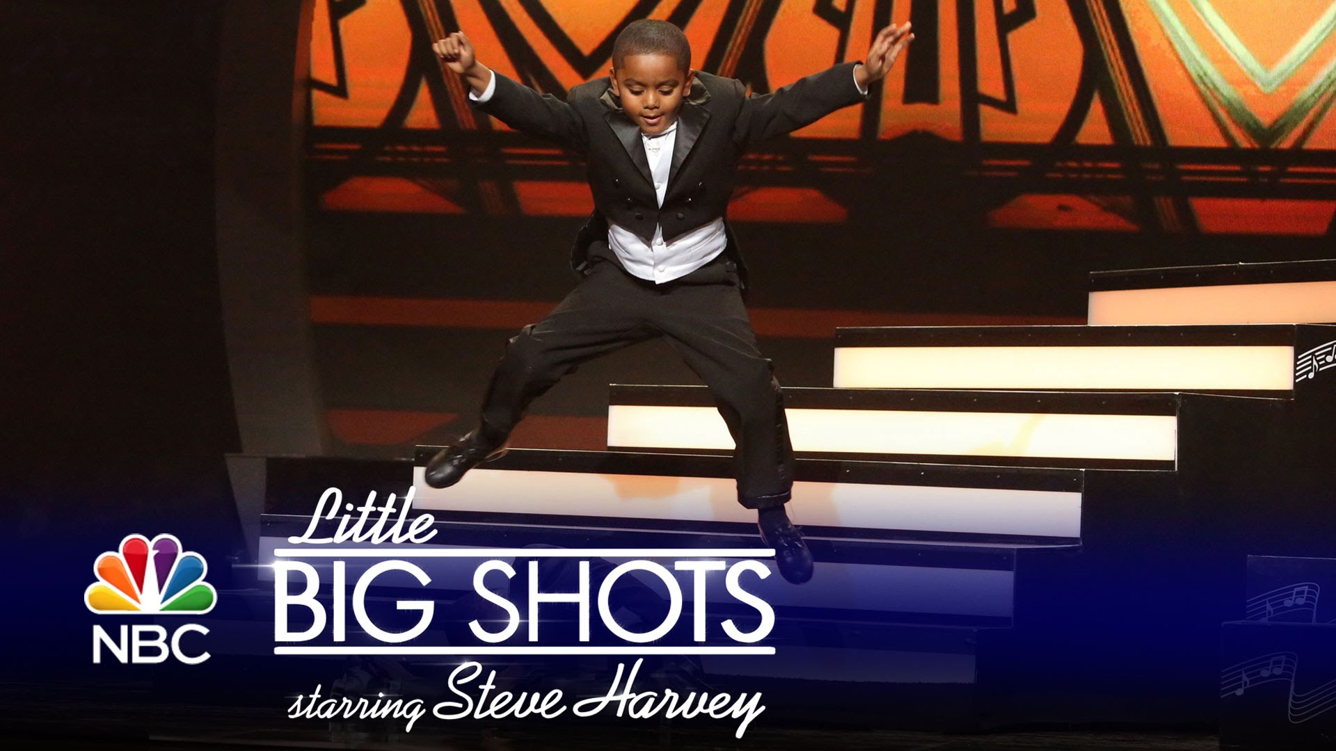 Little Big Shots - Tapping Twins Freddie and Teddie