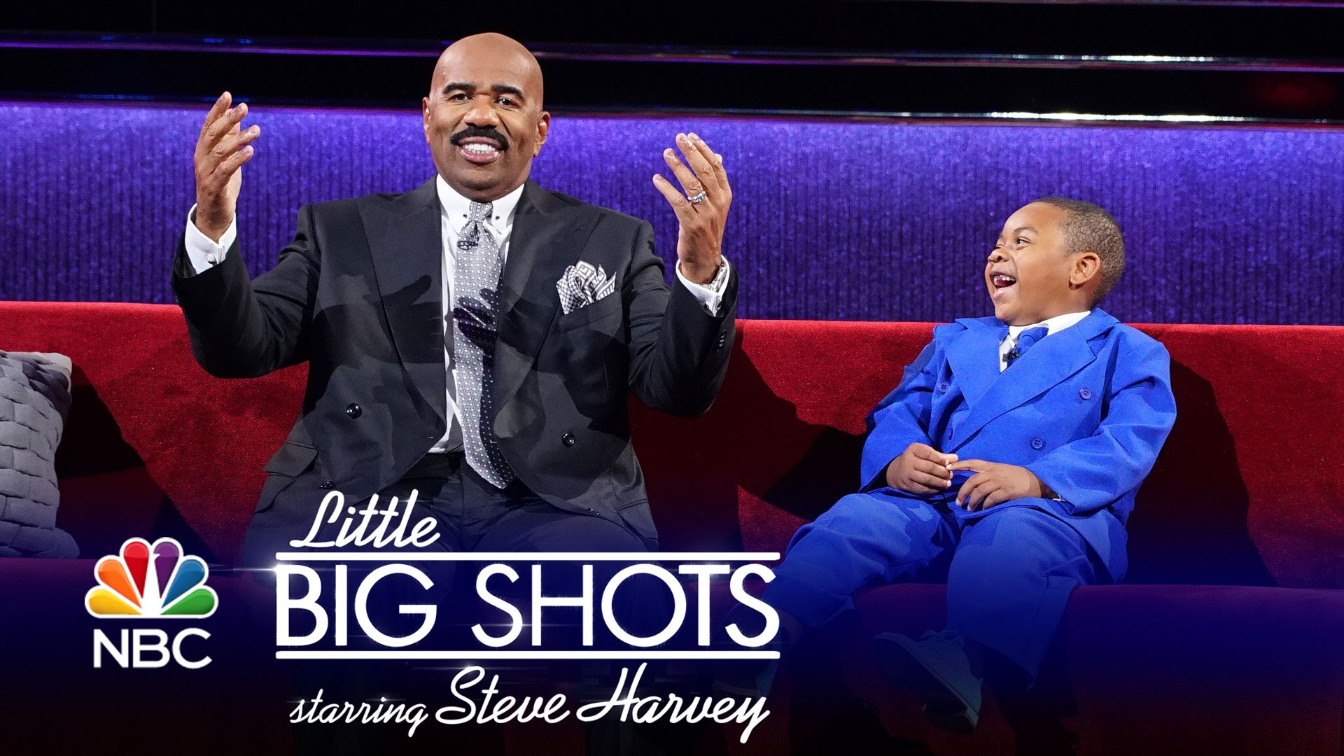 Little Big Shots – The Best Interview of Steve's Life