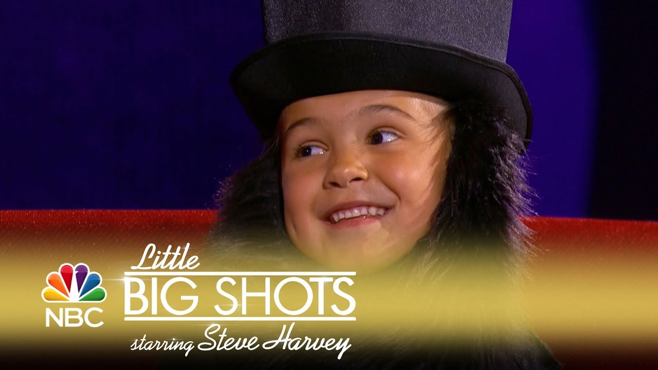 Little Big Shots - The Tiniest Abe Lincoln Fan