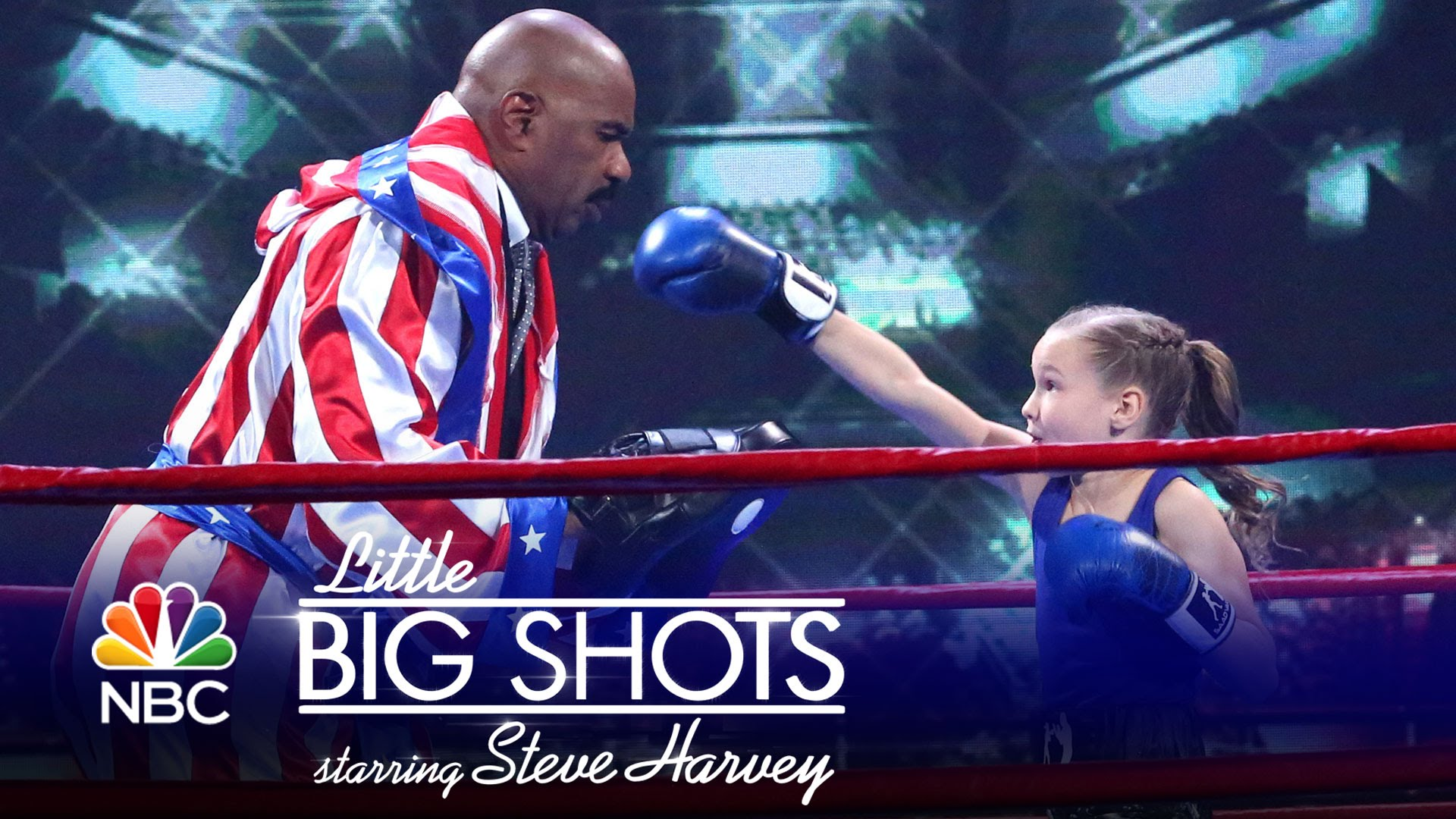 Little Big Shots – Tiny but Tough