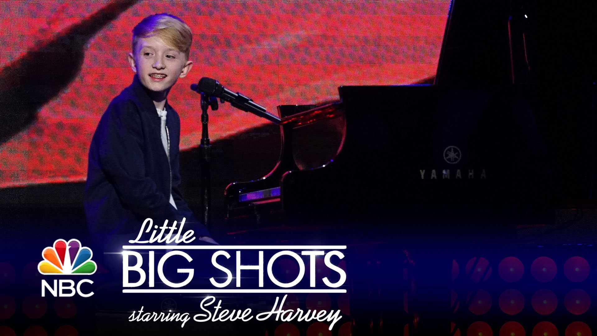 "Little Big Shots – Toby Randall Sings ""All of Me"""