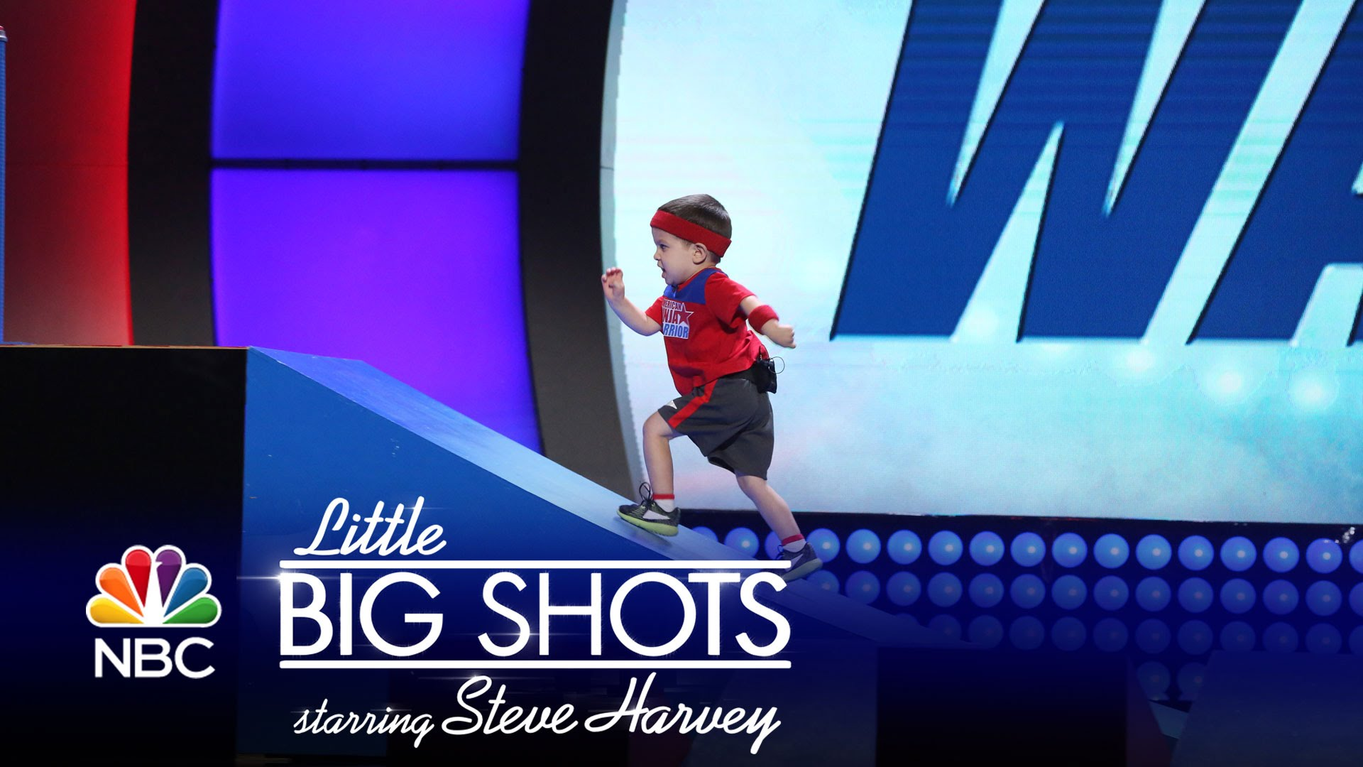 Little Big Shots – Yoshi, the Three-Year-Old Ninja Warrior