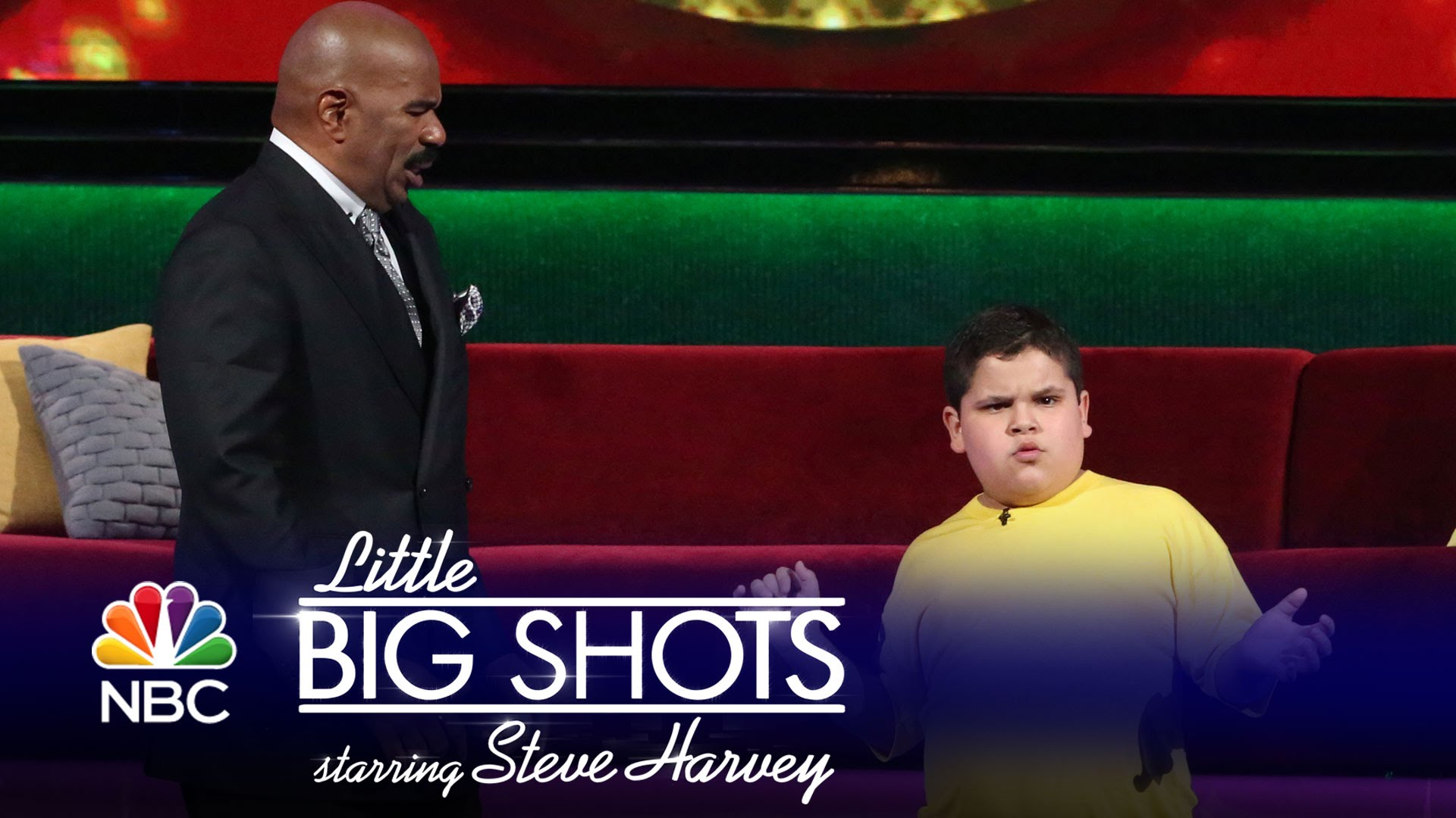 "Little Big Shots – Guillermo, the ""Cuban Pete"" Kid"