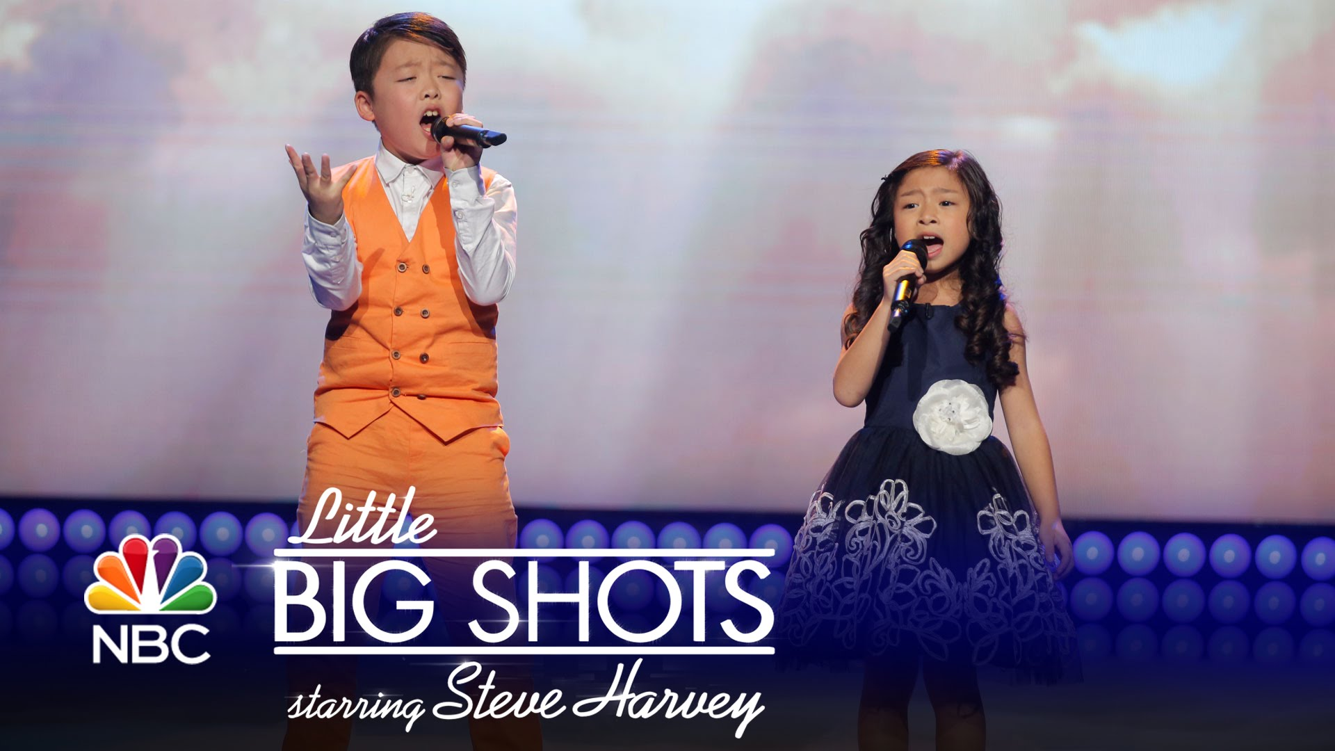 Little Big Shots – Amazing Kids Singing Duo