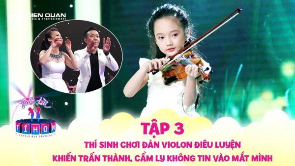 """Biệt Tài Tí Hon – Bảo Anh """"phiên bản nhí"""" vừa đàn vừa hát cực đỉnh"""