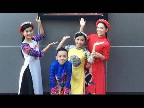 Cực nổi tiếng và đắt show, gia đình Hồ Văn Cường lần đầu ăn Tết sung túc – Tin tức trong ngày