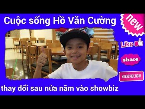 Cuộc sống của Hồ Văn Cường thay đổi nhiều sau nửa năm vào showbiz