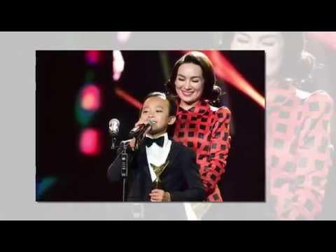 Hồ Văn Cường bá đạo nhận giải thưởng ca sĩ ấn tượng