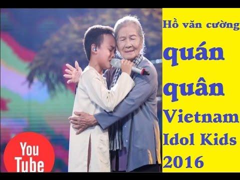 Hồ Văn Cường trở thành quán quân Vietnam Idol Kids 2016 – [Tin mới 123]