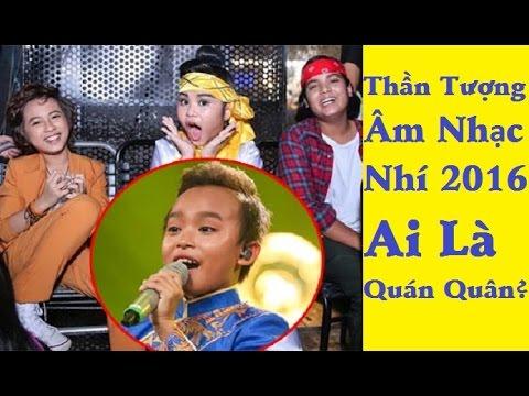 Hồ văn cường có trở thành quán quân Vietnam Idol Kids 2016?