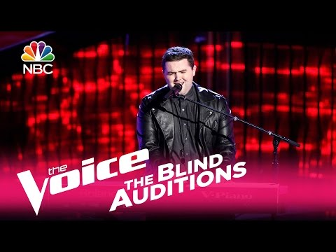 The Voice 2017 Blind Audition – Jack Cassidy: