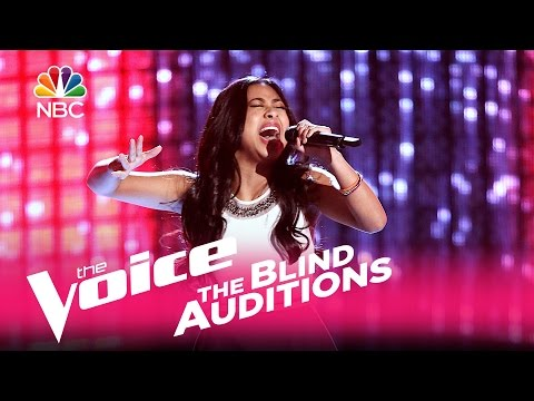 The Voice 2017 Blind Audition – Anatalia Villaranda: