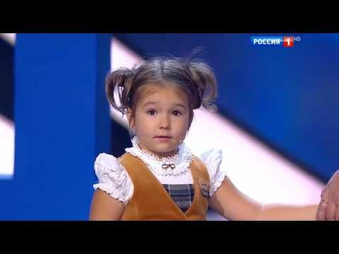 4 years Old Bella surprised the world – Speaks 7 languages