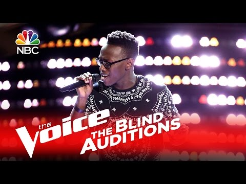 The Voice 2016 Blind Audition – Brian Nhira: