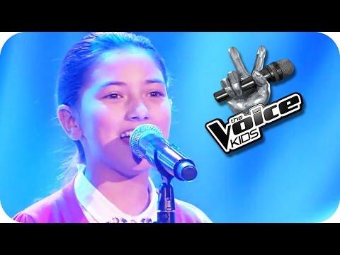 I Have Nothing – Whitney Houston (Jorena)   The Voice Kids 2015   Blind Auditions   SAT.1