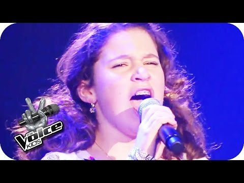 Andrea Bocelli  – Time To Say Goodbye (Solomia) | The Voice Kids 2015 | Blind Auditions | SAT.1