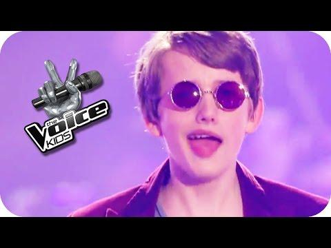 Bruno Mars – Uptown Funk (Tilman) | The Voice Kids 2015 | Halbfinale | SAT.1
