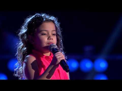 La Voz Kids | Lea del Castillo canta 'Que Te Pasa' en La Voz Kids