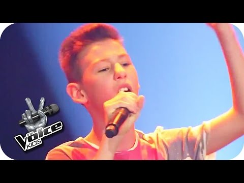 Ariana Grande – Break free (Michele) | The Voice Kids 2015 | Blind Auditions | SAT.1