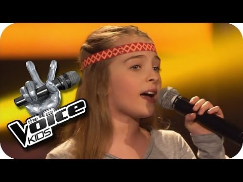 Jackson 5 – I Want You Back (Fabienne)   The Voice Kids 2013   Blind Auditions   SAT.1