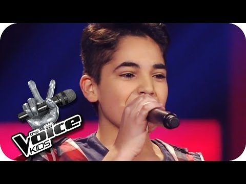 Lady Gaga – Applause (Soufjan) | The Voice Kids 2014 | Blind Audition | SAT.1