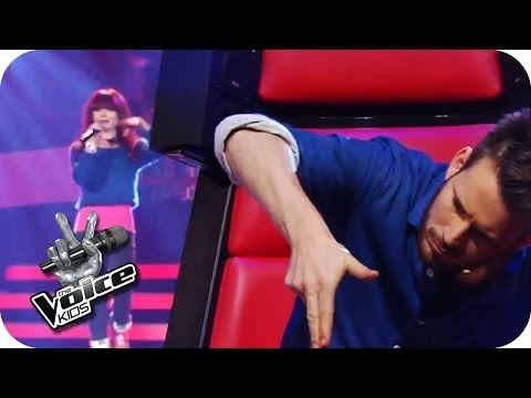 Joss Stone – While You´re Out Looking for Sugar (Carlotta) | The Voice Kids 2014 | Blind Audition