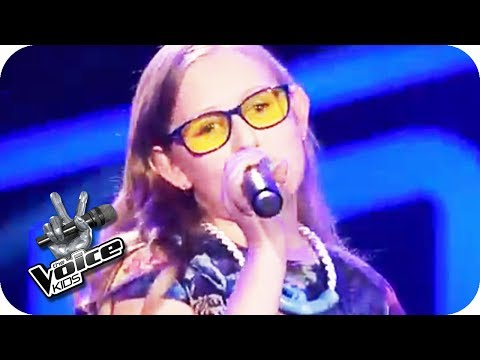 Nashville – Don't Put Dirt on my Grave (Grace) | The Voice Kids 2017 | Blind Auditions | SAT.1
