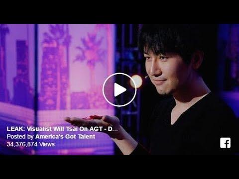 الساحر الصيني يعيد سمكة للحياة مرحلة تصفية الحكام جديد مواهب أمريكا 2017 | مترجم