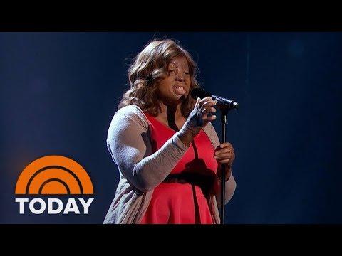 Kechi Okwuchi, 'America's Got Talent' Contestant, Inspires Kids At Texas Hospital | TODAY