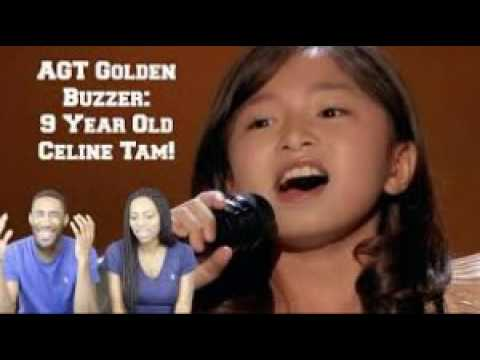 celine tam 9 [ golden buzzer 2017 [ must watch [ agt ]