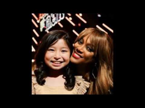 celine tam [ advances  to live show [America's Got Talent 2017 [ celine dion ]