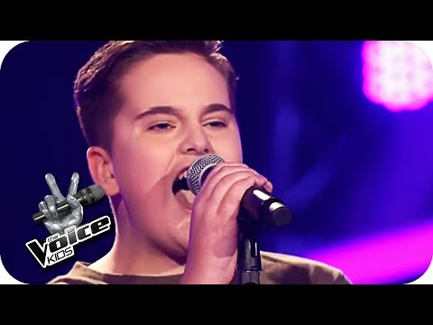 Adele – Make You Feel My Love (Marin) | The Voice Kids 2017 | Blind Auditions | SAT.1